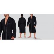 Boss Kimono Dressing Gown 070-Marine (106)-L