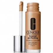 Clinique Base de Maquillaje y Corrector Clinique Beyond Perfecting Foundation and Concealer - Cream Caramel