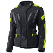 Held 4-Touring Ladies Textile Jacket Black Yellow XL