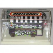 Matchbox 2008 Dream Halloween London Bus Double Decker 1/64 Scale Die Cast Car