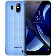 """Celulares HOMTOM S16 3G 5.5"""" Android 7.0 16GB Smartphone Desbloqueado-Azul"""