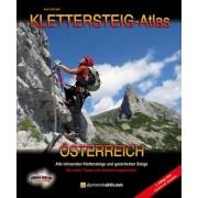 Schall-verlag Klettersteig Atlas Österreich - průvodce