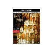 Blu-Ray Harry Potter Och Halvblodsprinsen UHD+BD 4K Blu-ray