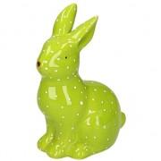 Geen Groen haas/konijn dierenbeeldje 15 cm - Action products