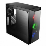Carcasa Cooler Master MasterBox Lite 5 RGB Fara sursa Neagra