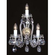 Crystal wall sconce 4031 03/07SKN-669SW