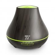 Difuzor Aromaterapie cu ultrasunete oprire automata TaoTronics Maro 400 ml