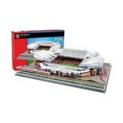 Puzzle 3D NANOSTAD Stadion Manchester United Old Trafford