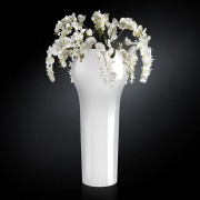 Aranjament floral NEW DELHI IN SHINY VASE, 160cm