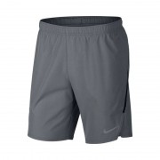 Nike Court Flex Ace 9'' Shorts Grey/Black XL