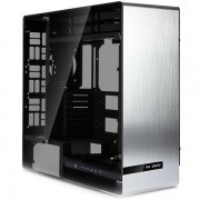 Chassis In Win 909 Full Tower Aluminium, Tempered Glass E-ATX, ATX, Micro-ATX, Mini-ITX, Front Ports 3xUSB 3.0 1xUSB 3.1 Type-C HD Audio,540x231x575,2x120/140 Fans: 2x120/140/1x120/3x120 or2x40/2x120/140, Radiators 1x280/1x120/1x360/1x240,Silver