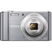 Sony CyberShot DSC-W810 Point Shoot Camera(Silver)
