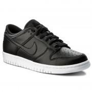 Обувки NIKE - Dunk Low 904234 003 Black/Black/White