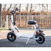 Motocicleta electrica Airwheel K10 White