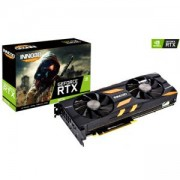 Видео карта Inno3D GeForce RTX 2070 SUPER GAMING OC X2, Real-Time Ray Tracing, NVIDIA G-SYNC, N207S2-08D6X-1780VA18