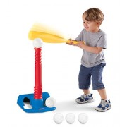 Little Tikes T-Ball Set, Red, 5 Ball Amazon Exclusive