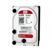 "3TB 3.5"" SATA III 64MB IntelliPower WD30EFRX Red"
