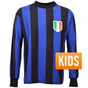 TOFFS Retro Inter Milan retro voetbalshirt 1964-1965 - Kids