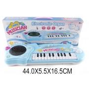 Пианино 22 клав., свет, батар не входят 1019-1