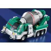 Power Rangers Operation Overdrive JAPANESE Green Ranger 5 Inch Zoid Vehicle