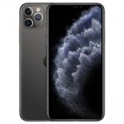 Смартфон Apple iPhone 11 Pro 512GB Space Grey, 5.8 инча (2436x1125), LTE, Face ID, IP68, TOF 3D camera, MWCD2GH/A