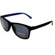 Polaroid Wayfarer Sunglasses(Grey)