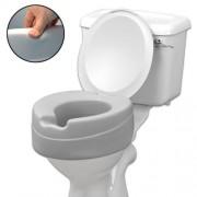 Homecraft Rehausseur de toilettes avec ou sans couvercle - Avec couvercle