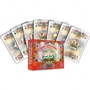Set 2 pachete de carti de joc Cartamundi, Arta populara Poloneza