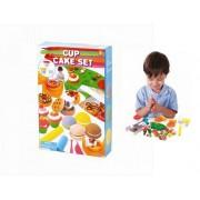 Plastelin set izrada Muffina, 01250169