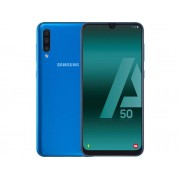 Samsung Smartphone SAMSUNG Galaxy A50 (6.4'' - 4 GB - 128 GB - Azul)