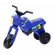 Tricicleta fara pedale MAXI albastru indigo