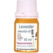 Fragrance And Fashion Lavender Essential Oil Of 50 Ml (50 Ml)
