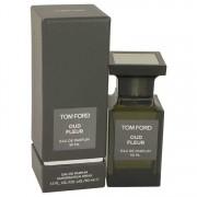 Tom Ford Oud Fleur Eau De Parfum Spray (Unisex) 1.7 oz / 50 mL Men's Fragrances 535265