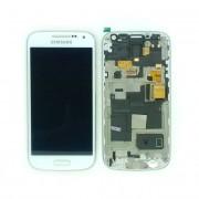 Display Samsung I9190 Galaxy S4 mini Cu Rama Original Alb