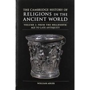 The Cambridge History of Religions in the Ancient World, Paperback/Michele Renee Salzman