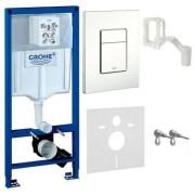 Grohe Zestaw do wc Grohe Rapid SL Fresh 5w1 38827000 z przyciskiem mat