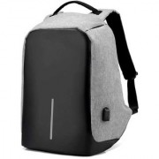 Anti Theft Backpack Waterproof Business Laptop Bag with USB Charging Port for 15 Laptop Camera and Mobile