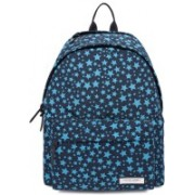 Kaka New Fashion Camouflage Daily School Travel Luggage Bag for 13 Laptop Backpack(Blue)