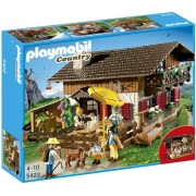 PLAYMOBIL 5422 Lodge Alpine Playset