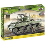 COBI Small Army WW-Sherman M4A1 Tank Building Kit