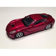 "Bburago 1/43 Street Fire (3.5"") 2014 Corvette Stingray"