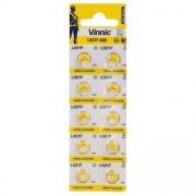 Baterie ceas Vinnic 384 (SR521W) - AG 0 - Blister 10buc.