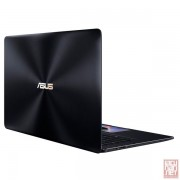 "ASUS ZenBook Pro 15 UX580GE-E2004R, 15.6"" Touch UltraHD LED (3840x2160), Intel Core i7-8750H 2.2GHz, 16GB, 512GB SSD, GeForce GTX 1050 Ti 4GB, Win 10 Pro, blue"