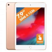 Apple tablet iPad Mini 2019 WiFi + 4G 64GB goud