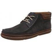 Clarks Men's Trapell Top Blue Boots - 8 UK/India (42 EU)