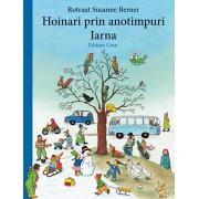 HOINARI PRIN ANOTIMPURI IARNA - EDITURA CASA (ED-143573)