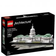 Lego Architecture: Edificio del capitolio de Estados Unidos (21030)