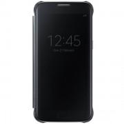 Galaxy S7 Edge Clear View Cover zwart EF-ZG935CBEGWW