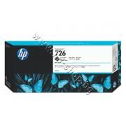 Мастило HP 726, Matte Black (300 ml), p/n CH575A - Оригинален HP консуматив - касета с мастило