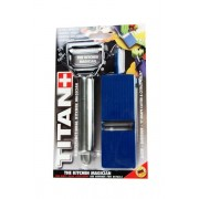 Curatator universal multifunctional cu accesoriu pentru ornare titan